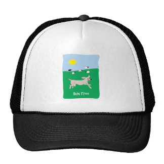 Run Free Dog - Paw of Attraction Cap