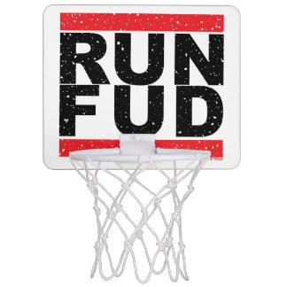 RUN FUD MINI BASKETBALL HOOP