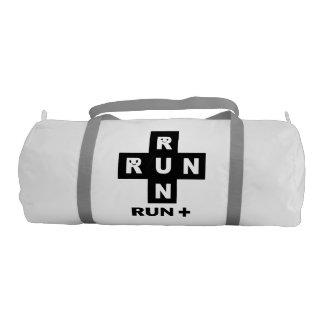 RUN + GYM DUFFEL BAG