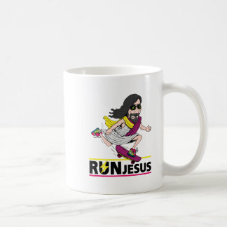 Run Jesus Coffee Mug