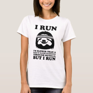 Run Like A Sloth T-Shirt