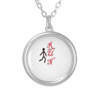 Run Custom Necklace