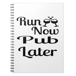 Run Now Pub Later Notebook