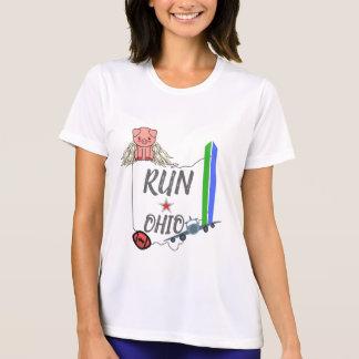 Run Ohio Shirt