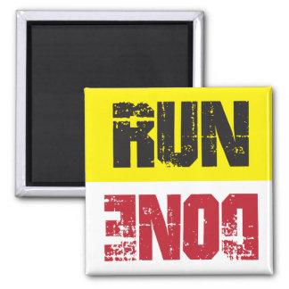 Run or Done Dishwasher Magnet