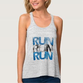 Run Run Run - Runner Singlet