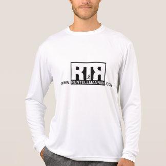 Run Tellman Run Technical Long Sleeve T-Shirt