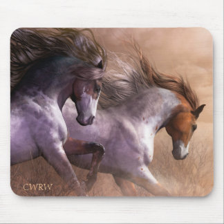 Run to Freedom Art Mousepad