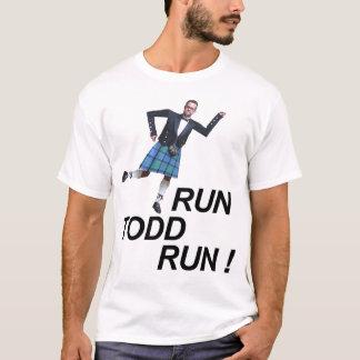 Run Todd Run T-Shirt