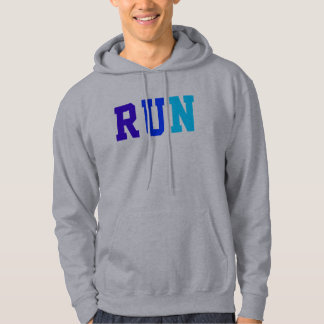 RUN, Track and Field, Prefontaine Quote Hoodie