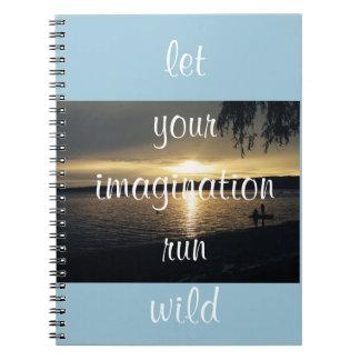 run wild my darling notebooks