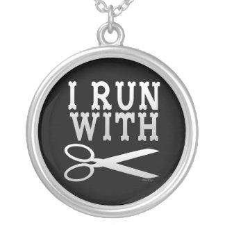 Run with Scissors Custom Jewelry