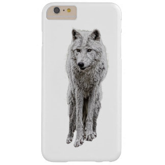 Run With the Wolves Barely There iPhone 6 Plus Case