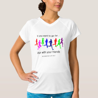 Run with Your Friends - Champion SS T-Shirt