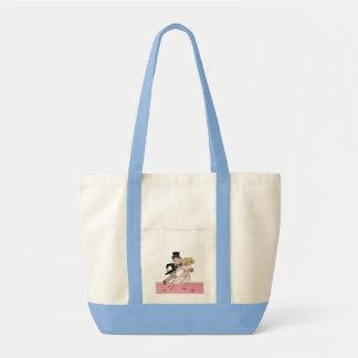 Runaway Bride & Groom Impulse Tote Bag