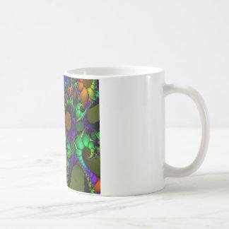 Runaway Fractal Bubble Coffee Mug
