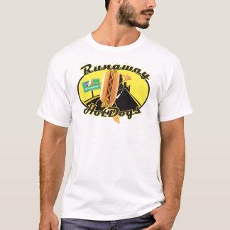 Runaway Hotdogs 2011 Official T-shirt