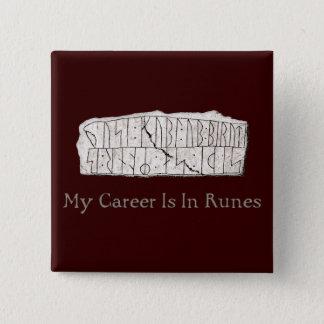 Rune DR 81 15 Cm Square Badge