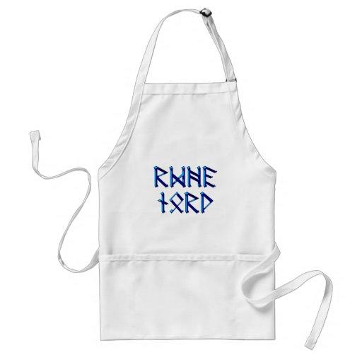 Rune lord apron