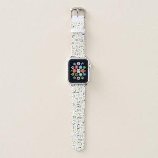 Runes Apple Watch Band