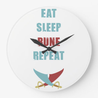 Runescape Clock
