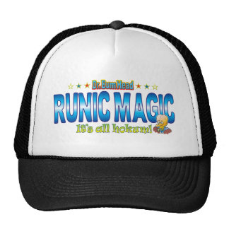 Runic Magic Dr. B Head Cap