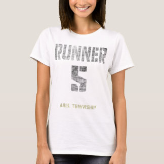 Runner 5 - Abel Township T-Shirt