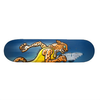 Runner Cheetah 21.3 Cm Mini Skateboard Deck