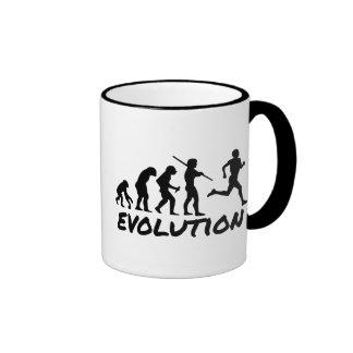 Runner Evolution Coffee Mug