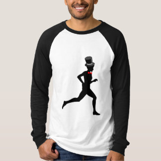 Runner Groom T-Shirt