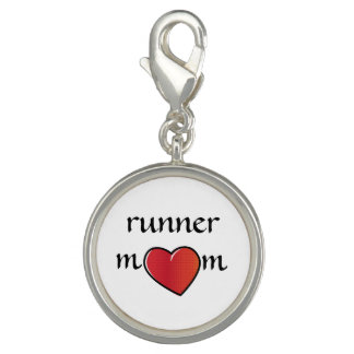 Runner Mom Red Heart Design