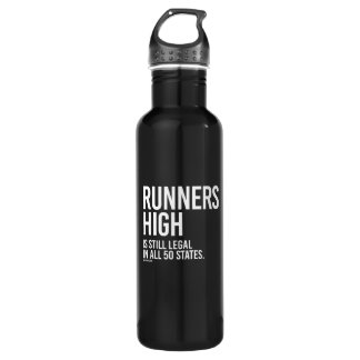 Runners High is still legal in all 50 states -   R 710 Ml Water Bottle