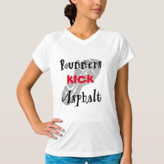 Runners Kick Asphalt Champion SS T-Shirt