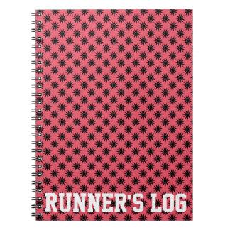 Runner's Log Activity Notebooks