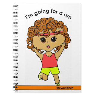 Runner's Notebook #2