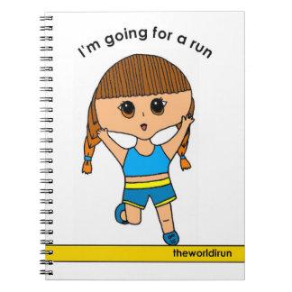 Runner's Notebook #8