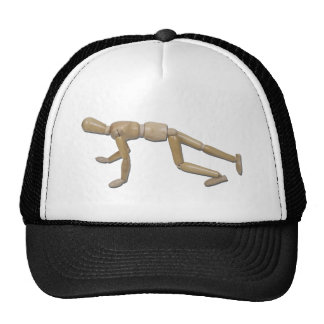 RunnerStance121211 Hat
