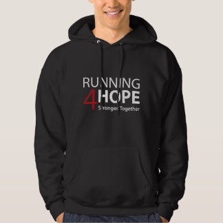 Running4Hope Stronger Together Hoodie