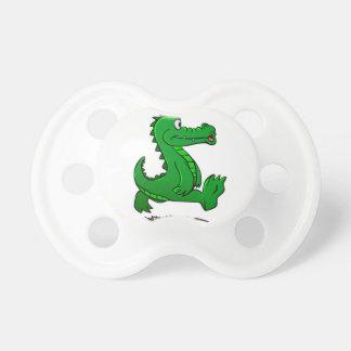 Running alligator dummy