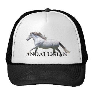 RUNNING ANDALUSIAN CAP