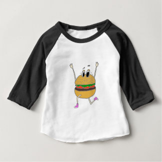 running burger baby T-Shirt