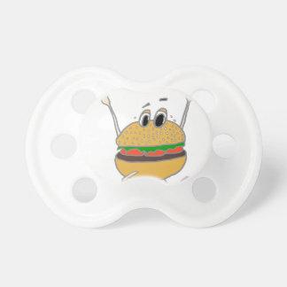 running burger dummy
