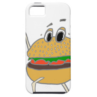 running burger tough iPhone 5 case
