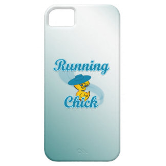 Running Chick #3 Barely There iPhone 5 Case