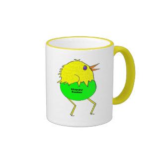 Running Chicken Ringer Mug