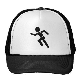 Running Exercise Hat