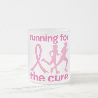 Running For The Cure Coffee Mug