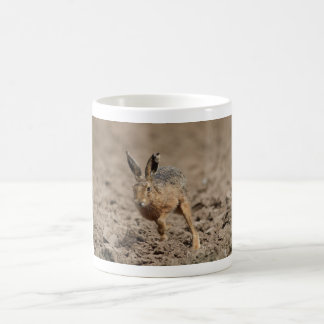 Running Hare Coffee Mug