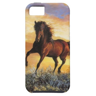 Running Horse iPhone 5 Case