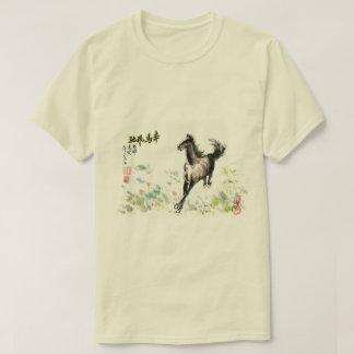 Running horse is my spirit and speed T-Shirt